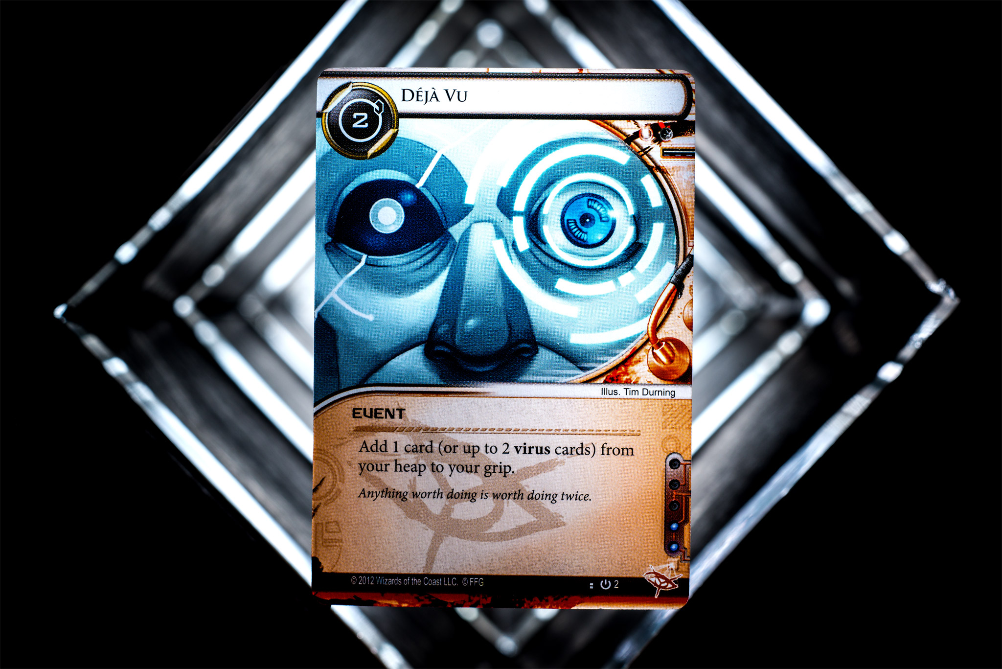 Android Netrunner tabletop legacy card game