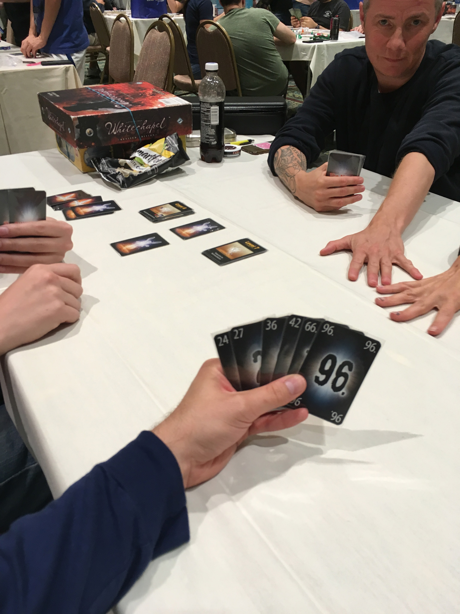 The Mind tabletop game